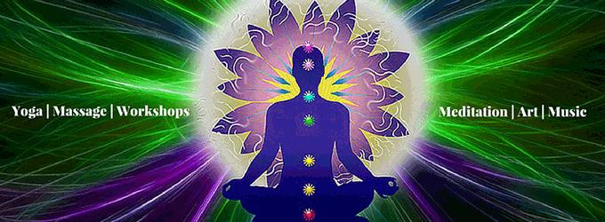 Mind Body Spirit + Yoga, Live DJ, Massage, Meditation, Art, Workshops and More!